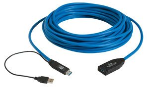 USB 3.0 Spectra™ 3001-15 1-Port 15m Active Copper Extension Cable