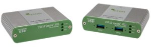 USB 3.0 Spectra™ 3022 Two-port Multimode fiber 100m Extender