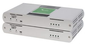 USB 3-2-1 Raven 3124 200m MMF Fiber Point-to-Point Extender System